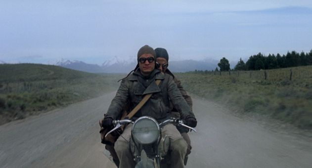 motorcycle diaries Colombia